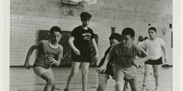 Old-time Basketball