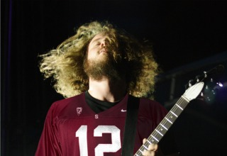 Andrew Luck-My Morning Jacket
