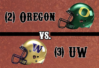 Oregon-Washington