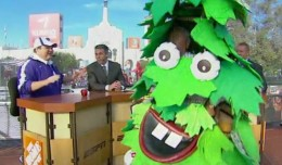 Lee Corso Stanford Tree
