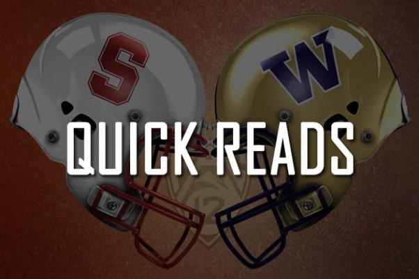 Stanford-Washington Quick Reads
